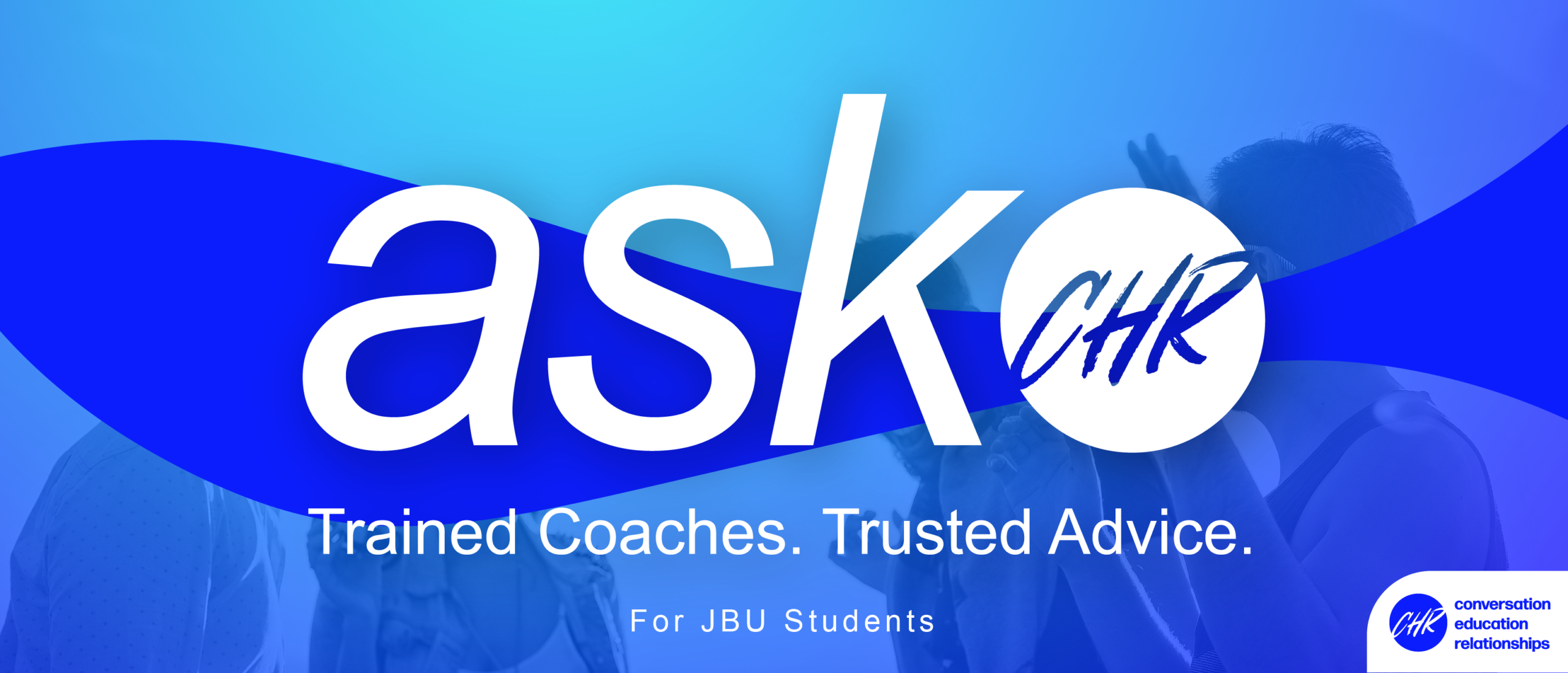 Ask CHR - Trained Coaches, Trusted Advice