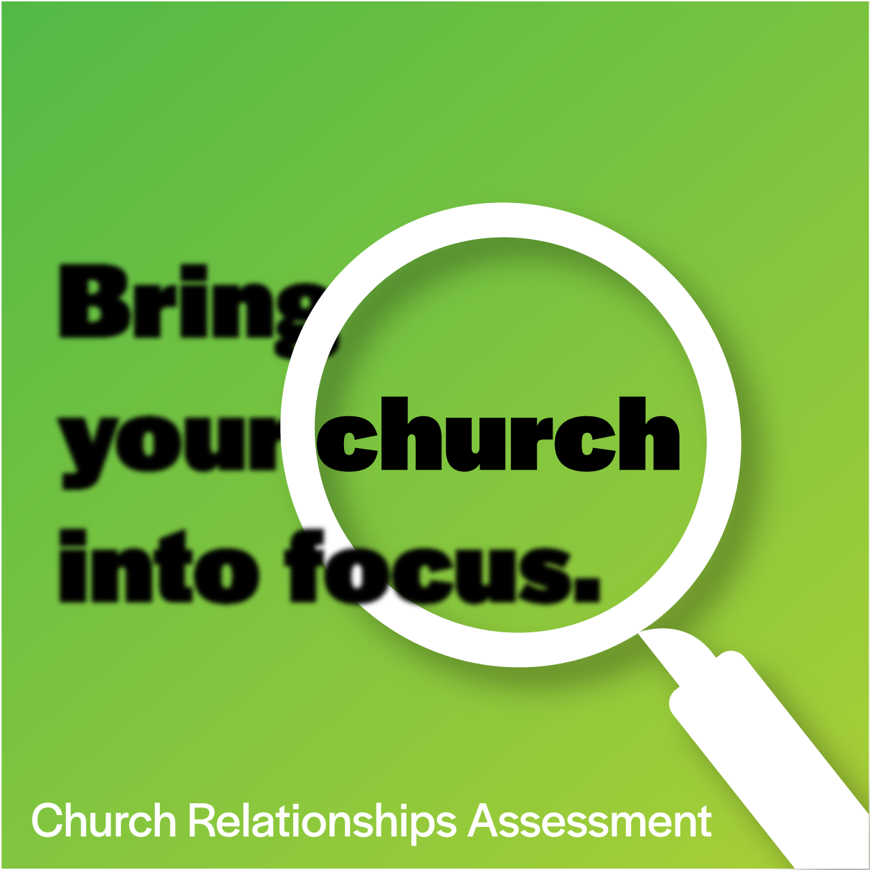 Church Relationships Assessment
