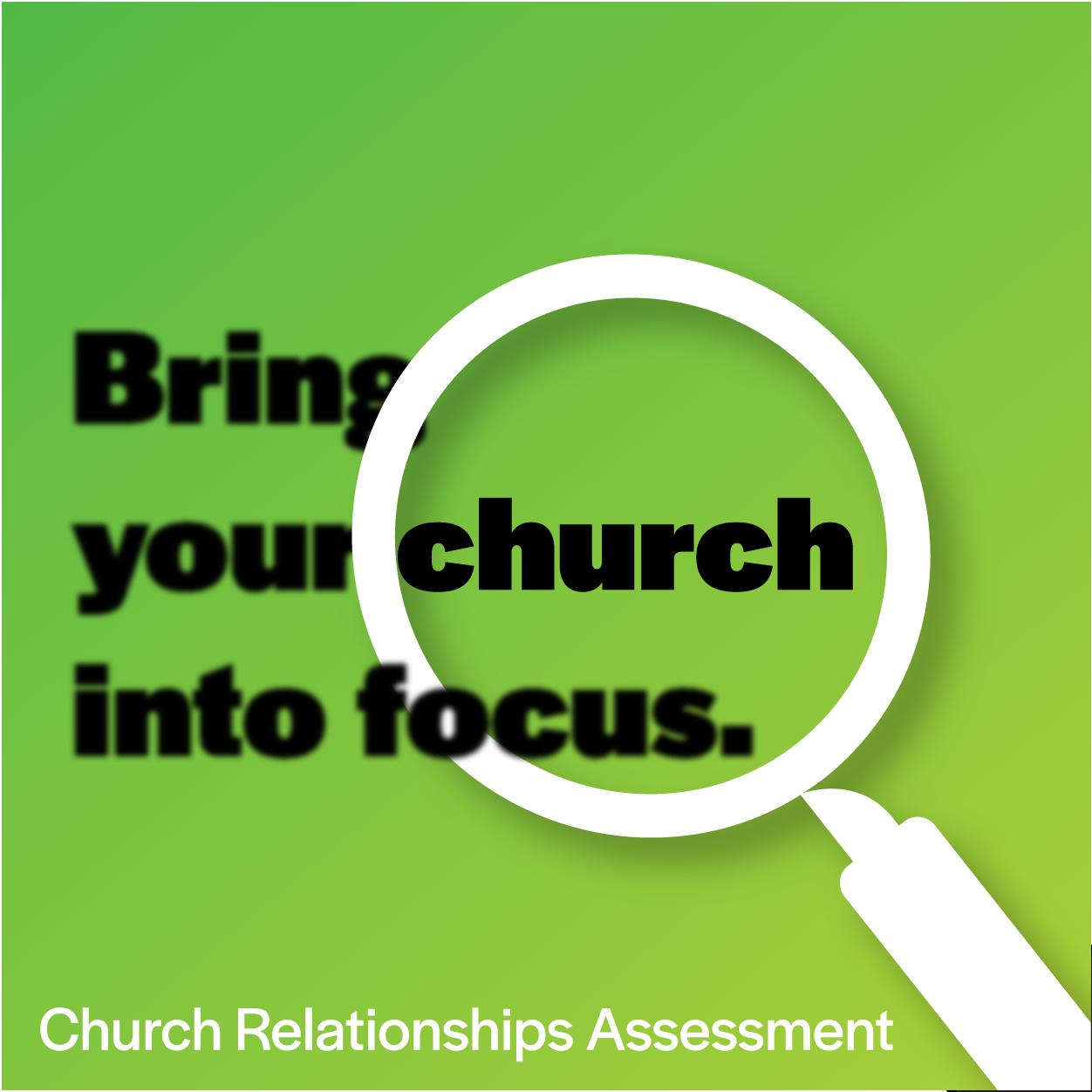 Church Relationships Assessment