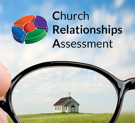 Church Relationships Assessment Advertisement