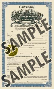 Marriage licence arkansas