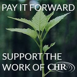 Support the work of CHR!